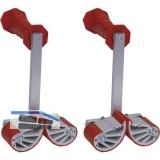 Plattenträger Super Klemm für Platten bis 80 mm Stärke Tragkraft 75 kg