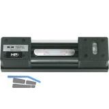 HELIOS PREISSER Präzisions Richtwaage DIN877 Länge 200 Ablesung 0.02 mm