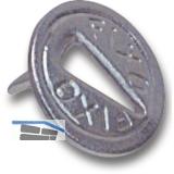 SECOTEC Reißnagel 10 mm Stahl vernickelt SB-40 BL1