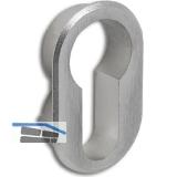 JuNie Rosette für Profilzylinder oval