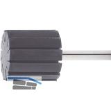 LUKAS Rotor-Schleifbandkörper STZY zylindrisch 10 x 20 mm Schaft 6 mm