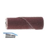 LUKAS Schleifrolle SRZY zylindrisch Normalkorund 10 x 38 mm Korn 80