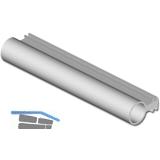Rundprofil Silikon Isostar Durchmesser 6,5 mm, Kunststoff braun