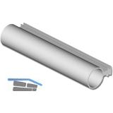 Rundprofil Silikon Isostar Durchmesser 8 mm, Kunststoff braun