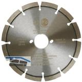 BEPO Diamant Trennscheibe zu Fensterfugenschneider FFS150/151 für Putz, Beton