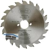 BEPO Sägeblatt HW 170 mm Zähne 18 für Holz zu Bepo FFS 171