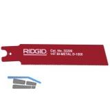 RIDGID Ersatz-Sägeblatt zu Tigersäge 150 mm/14 Zähne für Stahl-und Edelstahlrohr