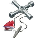 KNIPEX Schaltschrankschlüssel Länge 76 mm