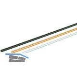 HETTICH SLIDE LINE 55 - Einfach- Führungsprofil, L - 4000, 15 Kg, KS beige