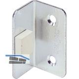 HETTICH SLIDE LINE 55 - Türanschlag/Abstandhalter zum Anschrauben, verzinkt
