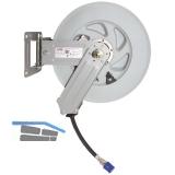 ELMAG Schlauchaufroller automatisch Industrie Open 18 m Schlauch 10 x 15 mm