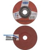 TYROLIT Schleifscheibe Basic* Touch WA46R-BF 125 x 3 mm 2in1 Form 29T