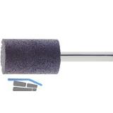 LUKAS Schleifstift Normalkorund Form ZY Zylinder DIN 69170 10 x 32 mm
