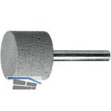 LUKAS Polierstift elastisch Form ZY Zylinder 30 x 30 mm Korn 46