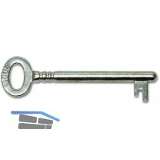 Schlüssel Einheitssperre 61005, Zamak vernickelt