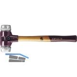 Schonhammer Temperguss Kopfdurchmesser 50 mm Alu Hickory Stiel