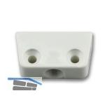 SECOTEC Schrankverbinder Trapez Kunststoff weiß SB-4 BL3