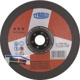TYROLIT Schruppscheibe Premium*** Inox 115 x 7 mm Form 27