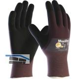ATG Schutzhandschuh MaxiDry 425 EN388 Gr.8 Kategorie II