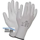 STAFFL Schutzhandschuh Pu-Touch weiß Gr. 10 EN388 Kategorie II