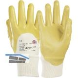 KCL Schutzhandschuh Sahara 100 Gr.10 EN388 Kategorie II Material Nitril
