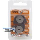 SECOTEC Magnetschnapper FA 4kg braun  SB-2 BL2