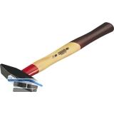 GEDORE Sicherheits Schlosserhammer Rotband Plus  200 g Hickory Stiel