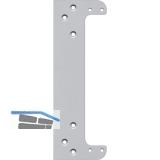 Befestigungsplatte für Futterzarge zu TECTUS TE640 3D, Stahl verzinkt