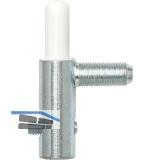 Türband Rahmenteil SCH 27-27 für Stahlzargen, Stahl verzinkt