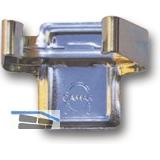 Sockelblenden Clip STAHL, Sockelverstellfuß ø 28 mm, Stahl verzinkt