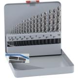 MAYKESTAG Spiralbohrer-Kassette DIN338RN HSS-Eco-Forte 1.0-10.0 mm 19-teilig