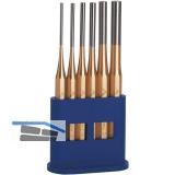 RENNSTEIG Splintentreiber-Satz achtkant DIN 6450 6-teilig in Box