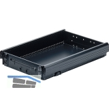 HETTICH SYSTEMA TOP 2000 Stahlschubkasten 392 mm, 370 x 514 mm, schwarz