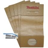 MAKITA Staubsäcke zu BO4554 und BO4555 (5 St)