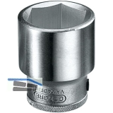 GEDORE Steckschlüssel-Einsatz 32 DIN3124 3/4\vierkant 19.0 mm sechskant