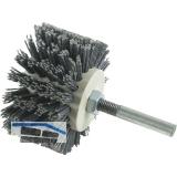 Strukturierbürste 90 mm Schaft 10 mm für Bohrmaschine