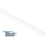 BLUM ORGA-LINE TANDEMBOX ANTARO Querreling, L: 1104 mm, Alu grau RAL9006