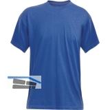 ACODE T-Shirt Basecamp königsblau Gr.46 (S) 100%Baumwolle