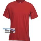 ACODE T-Shirt Basecamp rot Gr.46 (S) 100%Baumwolle