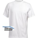ACODE T-Shirt Basecamp weiß Gr.46 (S) 100%Baumwolle