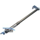 Türschließer Direkt II 150, Türbreite bis 1200 mm, Stahl verzinkt