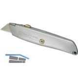 STANLEY Universalmesser aus Zinkdruckguss mit Einziehklinge 155 mm