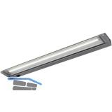Unterbauleuchte Erla LED,  4,8W, L 350mm, B 90mm, H 30mm, warmweiß, Alu