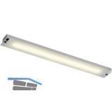 Unterbauleuchte Lumi Sensor 4W, 370x40x11,5mm, neutralweiß, alufarbig