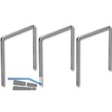 PEKA SLIM Unterteilung, Höhe 100 mm, Stahl verchromt