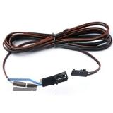 Verlängerungsleitung VLL04 12V/DC, LED-Stecker, LED-Kupplung, Länge 2000 mm