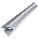 Easy Wandleiste 10008, Länge 1016 mm, Stahl weiß (ähnlich RAL 9003)
