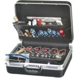 PARAT Werkzeugkoffer Classic mit hoher Bodenschale 470 x 200 x 360 mm
