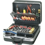 PARAT Werkzeugkoffer Classic King Size 470 x 210 x 360 mm mit Rollen