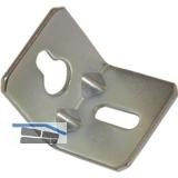 Winkel-Schrankaufhänger, 36 x 36 x 35 x 2, Stahl verzinkt